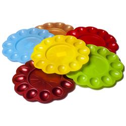 Тарелка для яиц Пасхальная 245*120*15. полипропилен