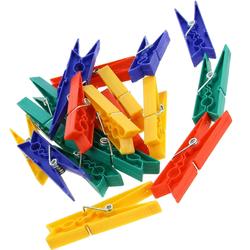 Прищепки пластиковые 20шт. в наборе