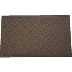Коврик резиновый с ворсовым покрытием Мозаика в ассортименте