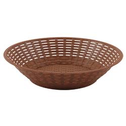 Тарелка для хлеба Ротанг круглая. VIOLET HOUSE