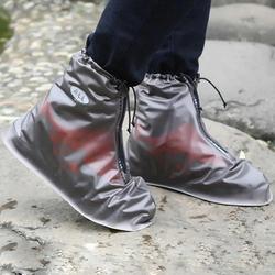 Чехлы для обуви Водонепроницаемые со шнурками и молнией, кофейный цвет