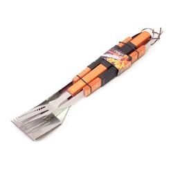 0728N Набір для гриля (лопатка, вилка, щипці)