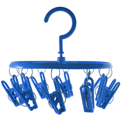 Вешалка Зонтик вертушка на 10 прищепок