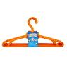 Вешалка для одежды детская с поворотным крючком, 5 шт