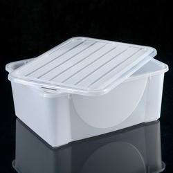 Емкость для хранения вещей Алеана с крышкой, 9,6 л