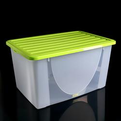 Емкость для хранения вещей Алеана с крышкой, 40 л