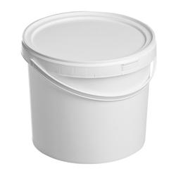 Ведро пищевое  16л. с герметичной крышкой. Ø-366;  h-24