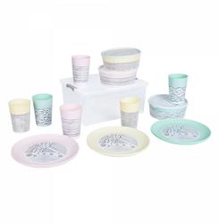 Набор посуды Lines Алеана в контейнере SmartBox на 6 персон