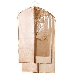 1710 Набор чехлов Tarlev для хранения одежды,  60 х 100 см + 60 х 150 см