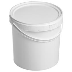 Ведро пищевое  20л. с герметичной крышкой. Ø-37;  h-30