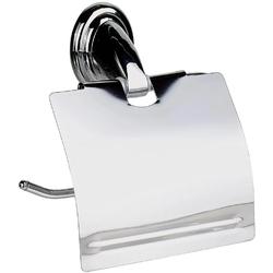 Держатель туалетной бумаги с крышкой Феникс