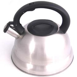 Чайник ALF 3,0л сатиновая нержавеющая сталь