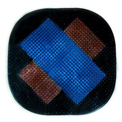 Коврик Травка пластиковый секционный №2, 51*51см.
