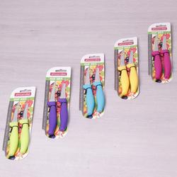 5310 Ножи 2 пр. из нержавеющей стали с пластиковыми ручками (лезвие 8 см)