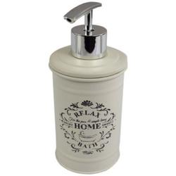 Дозатор для жидкого мыла HOME металл