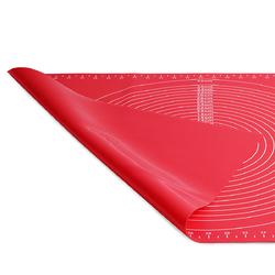 7786 Коврик силиконовый 60*45 см для раскатки теста и выпечки