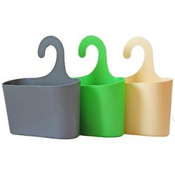 Корзинка для хранения с крючком, микс цветов