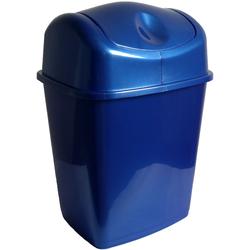 Ведро для мусора с качающейся крышкой, 27л.