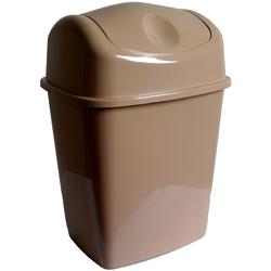 Ведро для мусора с качающейся крышкой, 14л.