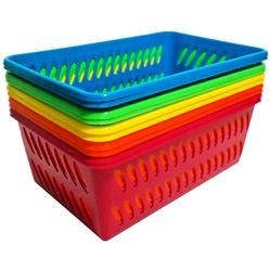 Корзинка ММ Box 0,75л.-10л. (бежев, перламутр, персик, зеленый, желтый)