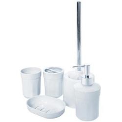 Набор аксессуаров MOON 5 предметов, белый