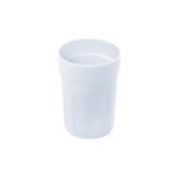 Стакан MOON для полоскания белый