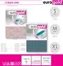 Чехол для гладильной доски Eurogold C34F3