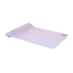 Дорожка на стол Прованс Andre Tan Сиреневая клетка, 140х40см