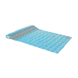 Дорожка на стол Прованс Andre Tan Голубая клетка, 140х40см